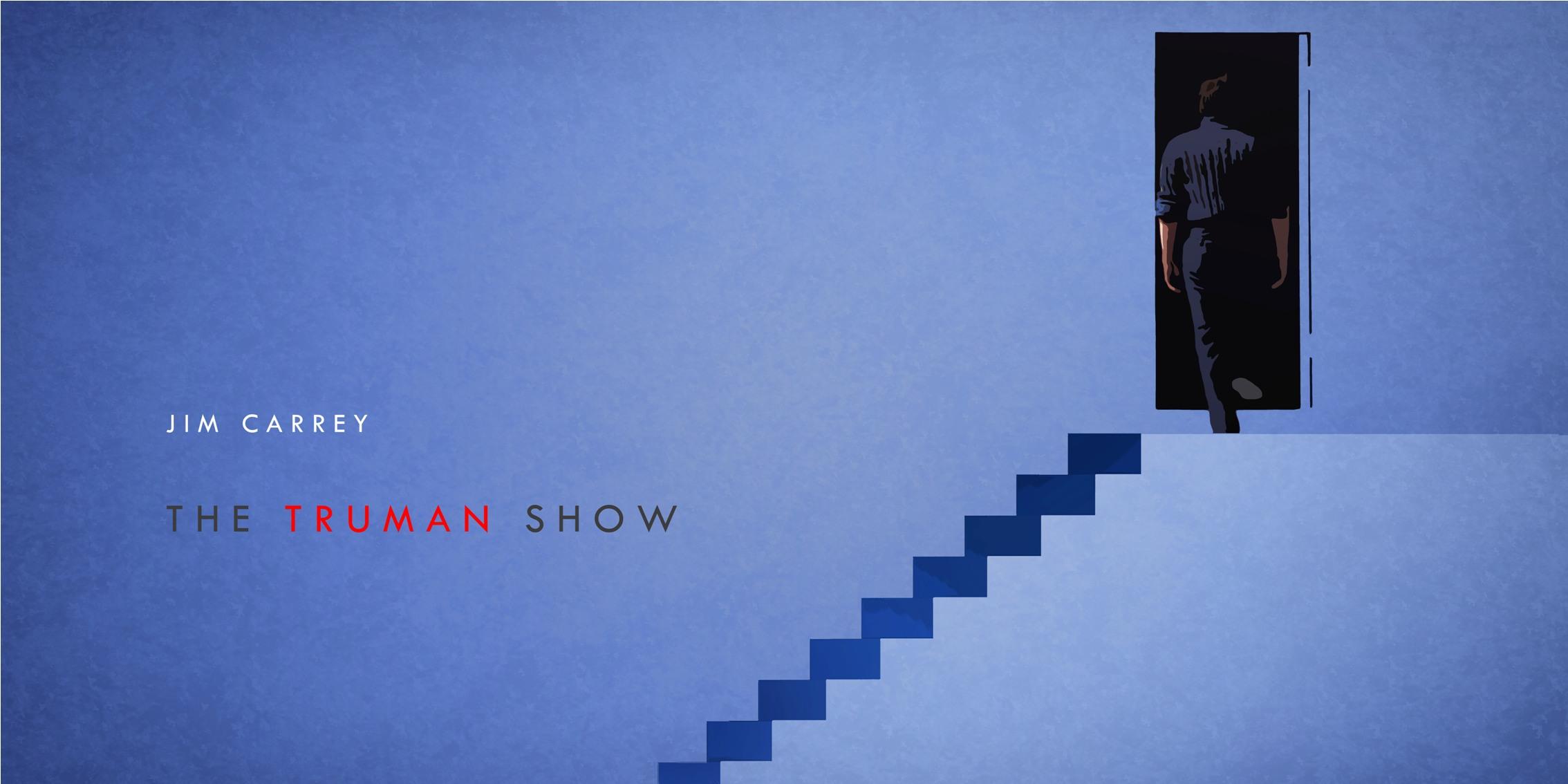cueva platón -The Truman Show